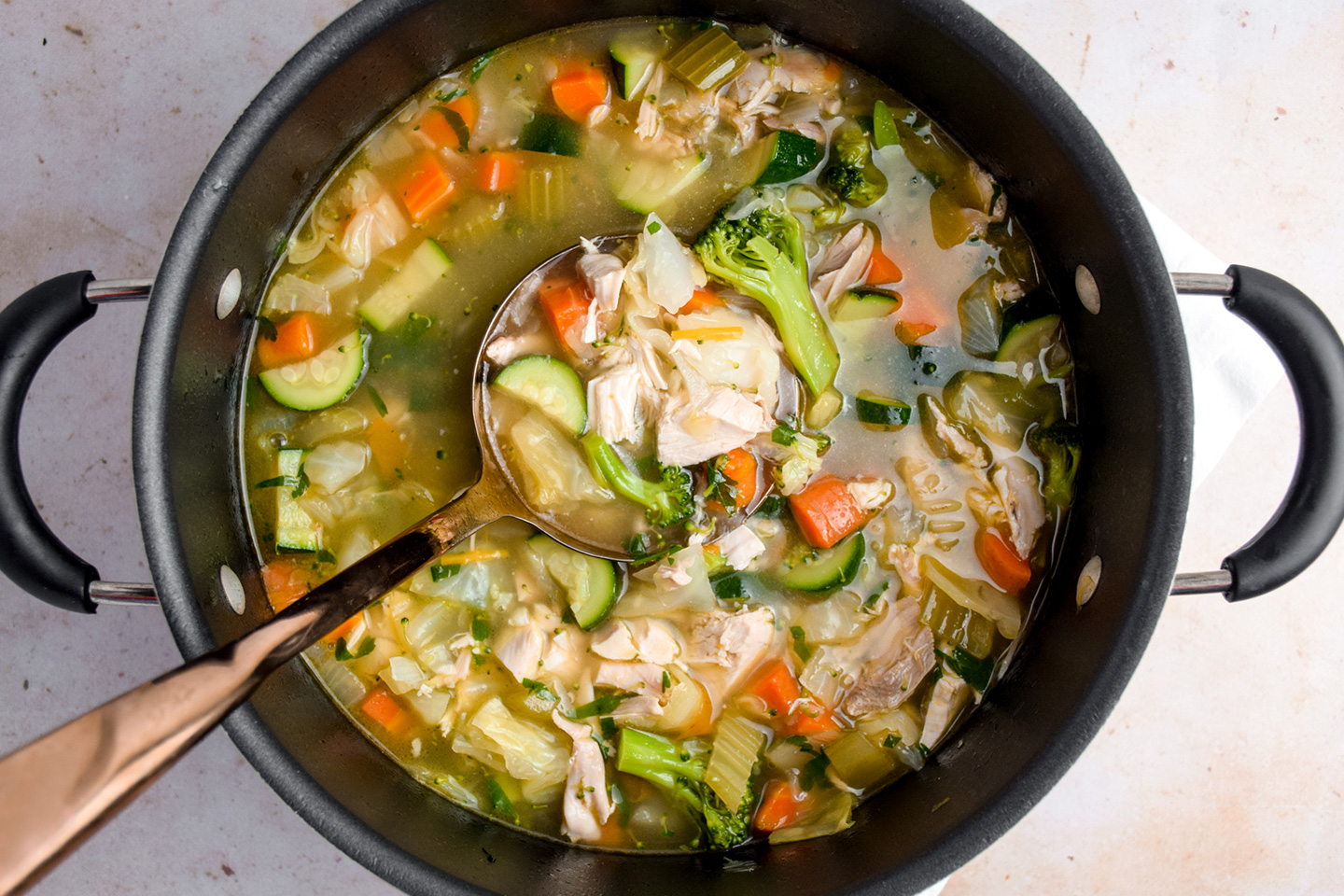 """<p style=""""text-align: right;""""><a href=""""/sick-day-soup"""">Sick Day Soup</a></p> <p style=""""text-align: right;"""">Plant-based, Paleo, &amp; Low Carb</p>"""